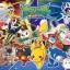 Pokemon Sun & Moon Ver. Kid ของแท้ JP - Jigsaw Pokemon [จิ๊กซอว์โปเกมอน] (สำหรับเด็ก) thumbnail 1