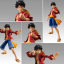 Luffy (ขยับได้) ของแท้ JP แมวทอง - Variable Action Heroes Megahouse [โมเดลวันพีช] thumbnail 6