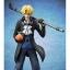 Sabo ของแท้ JP - POP Sailing Again Megahouse [โมเดลวันพีช] thumbnail 3