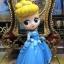 Cinderella ของแท้ JP - Q Posket Disney - Normal Color [โมเดล Disney] thumbnail 2