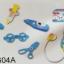 ชุดกระเป๋าคุณหมอมีเสียงมีไฟ Doctor medical clinic พร้อมส่งสีฟ้า และ ชมพู ส่งฟรี thumbnail 4