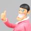Mr.2 ของแท้ JP แมวทอง - CreatorXCreator Banpresto [โมเดลวันพีช] thumbnail 1