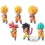 Goku Super Saiyan Set ของแท้ JP แมวทอง - WCF Banpresto [โมเดลดราก้อนบอล] (Rare) 6 ตัว thumbnail 1