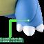 Blastoise ของแท้ JP - Takara Tomy Moncolle EX [โมเดลโปเกมอน] (คาเม็กซ์) thumbnail 7