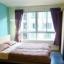 For Rent :ให้เช่า ดีคอนโด แคมปัส รีสอร์ท บางนา, Dcondo Campus Resort Bangna , ตึก B ห้องกว้าง แต่งสวย พร้อมเข้าอยู่ thumbnail 2