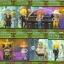 Fake Straw Hat Pirates Set ของแท้ JP แมวทอง - WCF Banpresto [โมเดลวันพีช] (8 ตัว) thumbnail 6