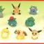 Pokemon Kids Set สวมนิ้ว ของแท้ JP - Bandai [โมเดลโปเกมอน] (11 ตัว) thumbnail 17