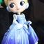 Cinderella ของแท้ JP - Q Posket Disney - Special Color [โมเดล Disney] thumbnail 6