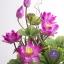 Artificial Lotus Flowers จำหน่ายดอกบัวประดิษฐ์ เป็นชุด เป็นช่อ เป็นดอกบัวหลวงปลอมขนาดใหญ่ (เท่าดอกบัวจริง) จำนวน 1 ชุด ลูกค้านิยมซื้อไปทำบุญถวายวัด ถวายพระ หรือประดับโต๊ะหมู่บูชา thumbnail 14
