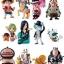Fishman Island Set ของแท้ JP แมวทอง - SD Bandai [โมเดลวันพีช] (12 ตัว) thumbnail 9