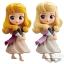 Aurora ของแท้ JP - Q Posket Disney - Pastel Color [โมเดล Disney] thumbnail 7