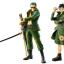 Luffy Military Style ของแท้ JP แมวทอง - Ichiban Kuji Banpresto [โมเดลวันพีช] thumbnail 4