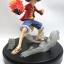 Luffy Ver. Battle with Haki ของแท้ JP แมวทอง - Ichiban Kuji Banpresto [โมเดลวันพีช] thumbnail 6