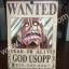 Usopp Wanted - Jigsaw One Piece ของแท้ JP (จิ๊กซอว์วันพีช) thumbnail 3