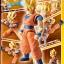 Goku Super Saiyan (แบบประกอบ) ของแท้ JP แมวทอง - Bandai [โมเดลดราก้อนบอล] thumbnail 4