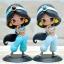 Jasmine ของแท้ JP - Q Posket Disney - Pastel Color [โมเดล Disney] thumbnail 6