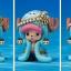 Straw Hat Pirates 20TH Set ของแท้ JP แมวทอง - Bandai FZ [โมเดลวันพีช] (9 ตัว) thumbnail 18