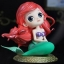 Ariel ของแท้ JP - Q Posket Disney - Special Color [โมเดล Disney] thumbnail 1