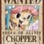 Chopper Wanted - Jigsaw One Piece ของแท้ JP แมวทอง (จิ๊กซอว์วันพีช) thumbnail 1