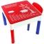 โต๊ะต่อเลโก้ 2in1 Construction Table Set + 1 เก้าอี้ + เลโก้ 30 ตัว ส่งฟรีพัสดุไปรษณีย์ thumbnail 6