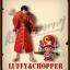 Luffy & Chopper Film Z ของแท้ JP แมวทอง - Super Styling Bandai [โมเดลวันพีช] (2 ตัว) thumbnail 7