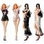 Boa Handcock ของแท้ JP แมวทอง - Banpresto Glitter&Glamours [โมเดลวันพีช] Special Color White thumbnail 5