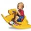 ม้าโยก Little Tikes Rocking Horse, Yellow ของแท้ งานห้าง ส่งฟรีพัสดุไปรษณีย์ thumbnail 2