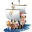 Thousand Sunny ของแท้ JP แมวทอง - Bandai Grand Ship Collection [โมเดลเรือวันพีช] thumbnail 5