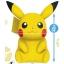 Pikachu ของแท้ JP - Big Soft Vinvl Bank Banpresto [ กระปุกออมสินปิกาจู ] thumbnail 2