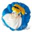 Alice in Wonderland ของแท้ JP - Crystalux Disney [โมเดล Disney] thumbnail 5