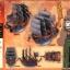 Dragon's Pirate Ship ของแท้ JP แมวทอง - Bandai Grand Ship Collection [โมเดลเรือวันพีช] thumbnail 4