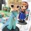 Elsa ของแท้ JP - Q Posket Disney - Pastel Color [โมเดล Disney] thumbnail 4