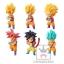 Goku Super Saiyan Set ของแท้ JP แมวทอง - WCF Banpresto [โมเดลดราก้อนบอล] (Rare) 6 ตัว thumbnail 14