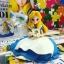 Alice in Wonderland ของแท้ JP - Crystalux Disney [โมเดล Disney] thumbnail 12