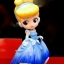 Cinderella ของแท้ JP - Q Posket Disney - Special Color [โมเดล Disney] thumbnail 9
