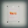 A2 กรอบรูปติดผนัง ชนิดซองติดผนัง สีใส เปลี่ยนภาพง่าย ไม่ต้องถอดหมุด ขั้นต่ำ 10 ชุด (สินค้าสั่งผลิต 7 วัน)