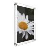 A0 กรอบรูปอะครีลิค ติดผนัง 123x90 ซม. Acrylic Wall Mounted Photo Frame 123x90cm.(for A0) 5+3 MM