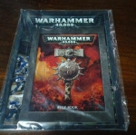 40K 5ED Rule &Guild Book Assault on Black Reach