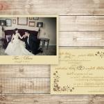 การ์ดแต่งงาน CVT-012