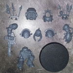 Chaos Space Marine Terminator Power fist single