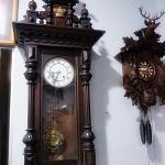 นาฬิกาลอนดอน 2ลาน GEBRAUCHS MUSTER ตีพิเศษรหัส171159wc