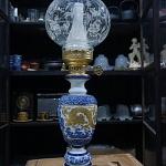 โคมไฟอิตาลี่ Dipinto A Mano: Pottery & China รหัส71159tl2