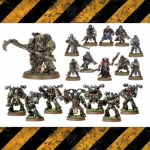 CSM Nurgle bundle set