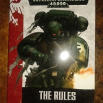 40K 7ED Rule book