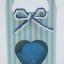 H 148 ของชำร่วย ตลับเมตรรูปหัวใจแพ็คกล่องกระเป๋าลายทาง thumbnail 6