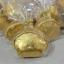 H 128 ของชำร่วย กระเป๋าผีเสื้อสีทองแพ็คถุงพลาสติกจับจีบ thumbnail 3