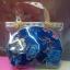 H 166 ของชำร่วย กระเป๋าใส่เหรียญผ้าญี่ปุ่นคละสีแพ็คถุงพลาสติกหูหิ้ว thumbnail 9