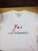 เสื้อ YES เราจะรักกันตลอดไป ไซส์ XL