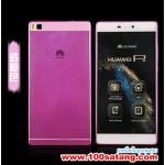 เคสมือถือ Case Huawei P8 เคสนิ่มโปร่งใสแบบบางคลุมรอบตัวเครื่อง แบบที่2