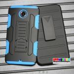 เคสมือถือ Motorola nexus 6 เคสกันกระแทกเหน็บเอวขอบสีสุดฮิต แบบที่2
